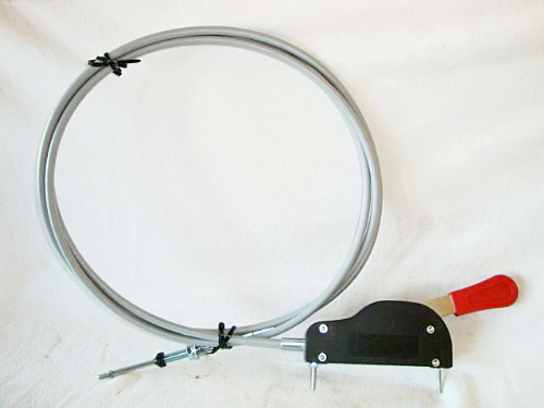 Lever Cable PTO Control 4000mm (NISSAN)